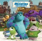 calendario 2014 monsters university-disney 30x30cm-9783832765040