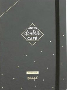mr. wonderful agenda negra con anillas 19  - antes de abrir-8435460736350