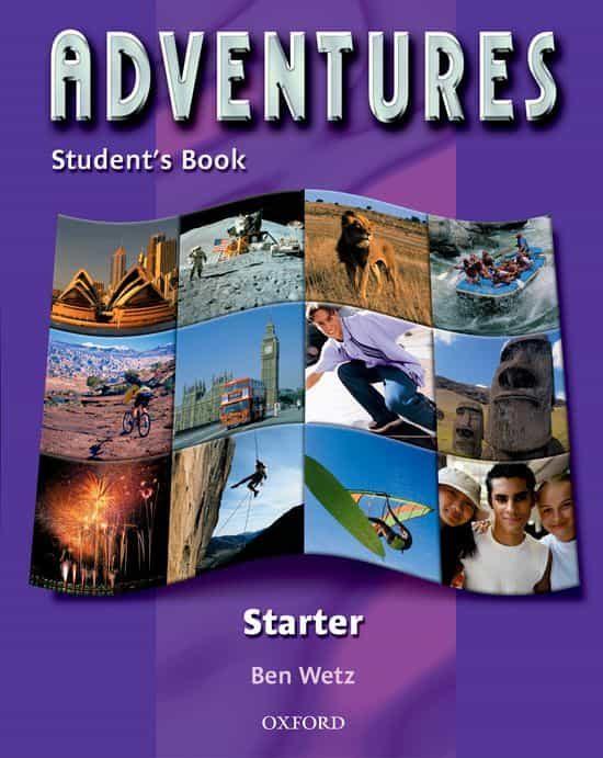Adventures: Student S Book (starter) por Ben Wezt