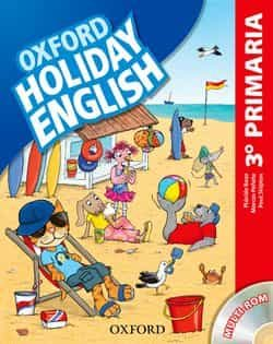 holiday english 3º primaria pack 3ed cast-9780194546300