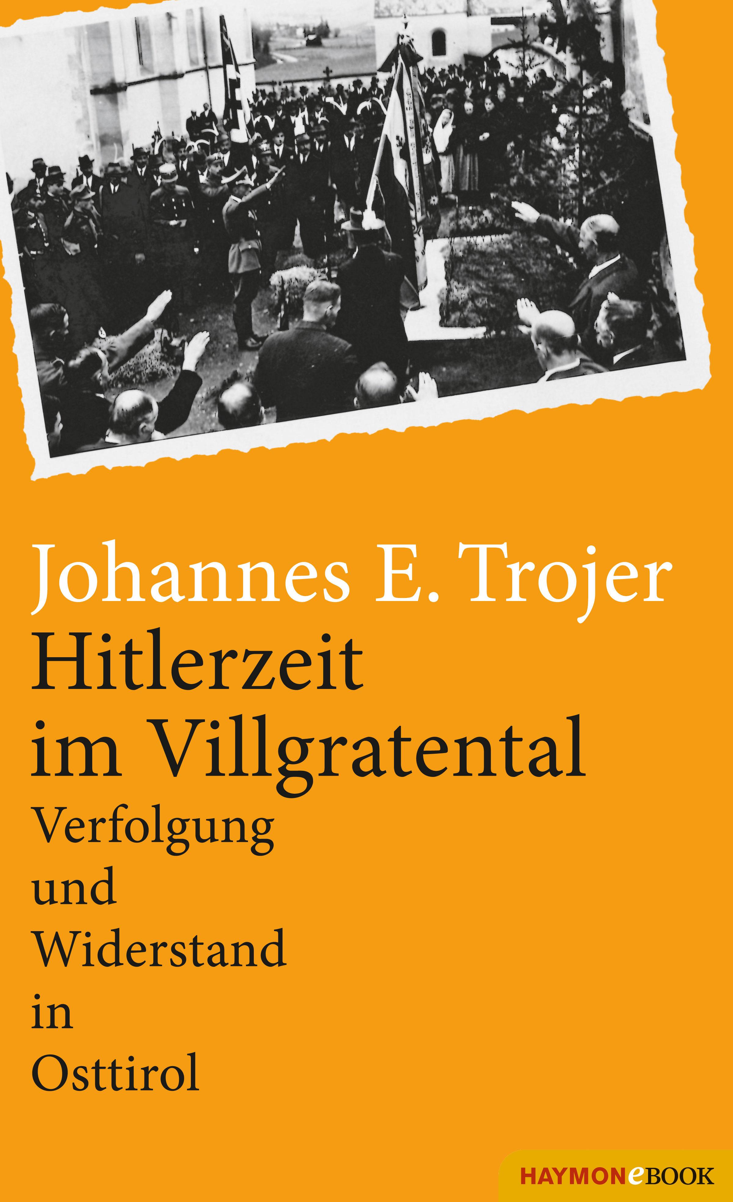 Hitlerzeit Im Villgratental   por Johannes E. Trojer epub