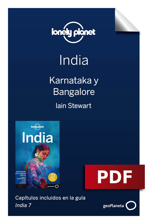 India 7_21. Karnataka Y Bangalore   por Abigail Blasi, Michael Benanav