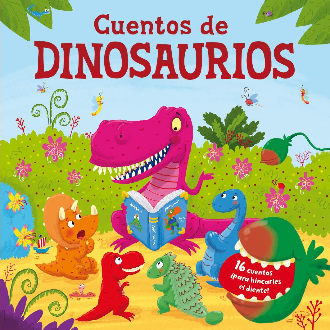 libros infantiles sobre dinosaurios