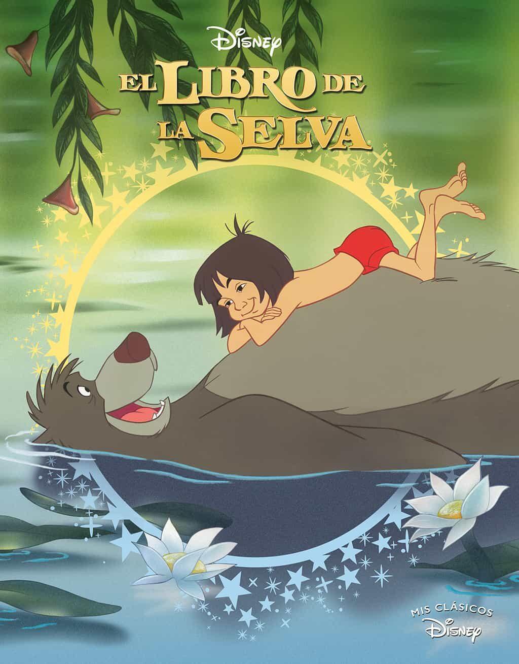EL LIBRO DE LA SELVA (MIS CLASICOS DISNEY) | VV.AA. | Comprar libro ...