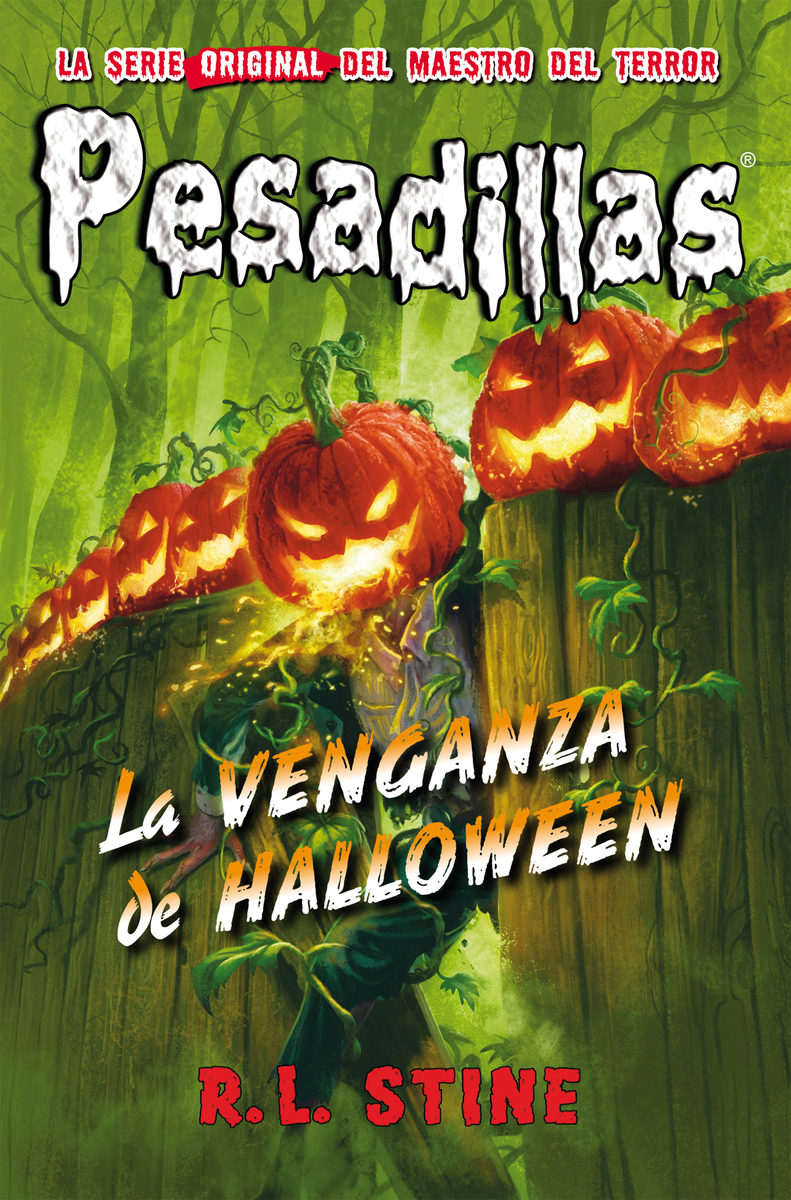 pesadillas 29: la venganza de halloween-r.l. stine-9788417615000