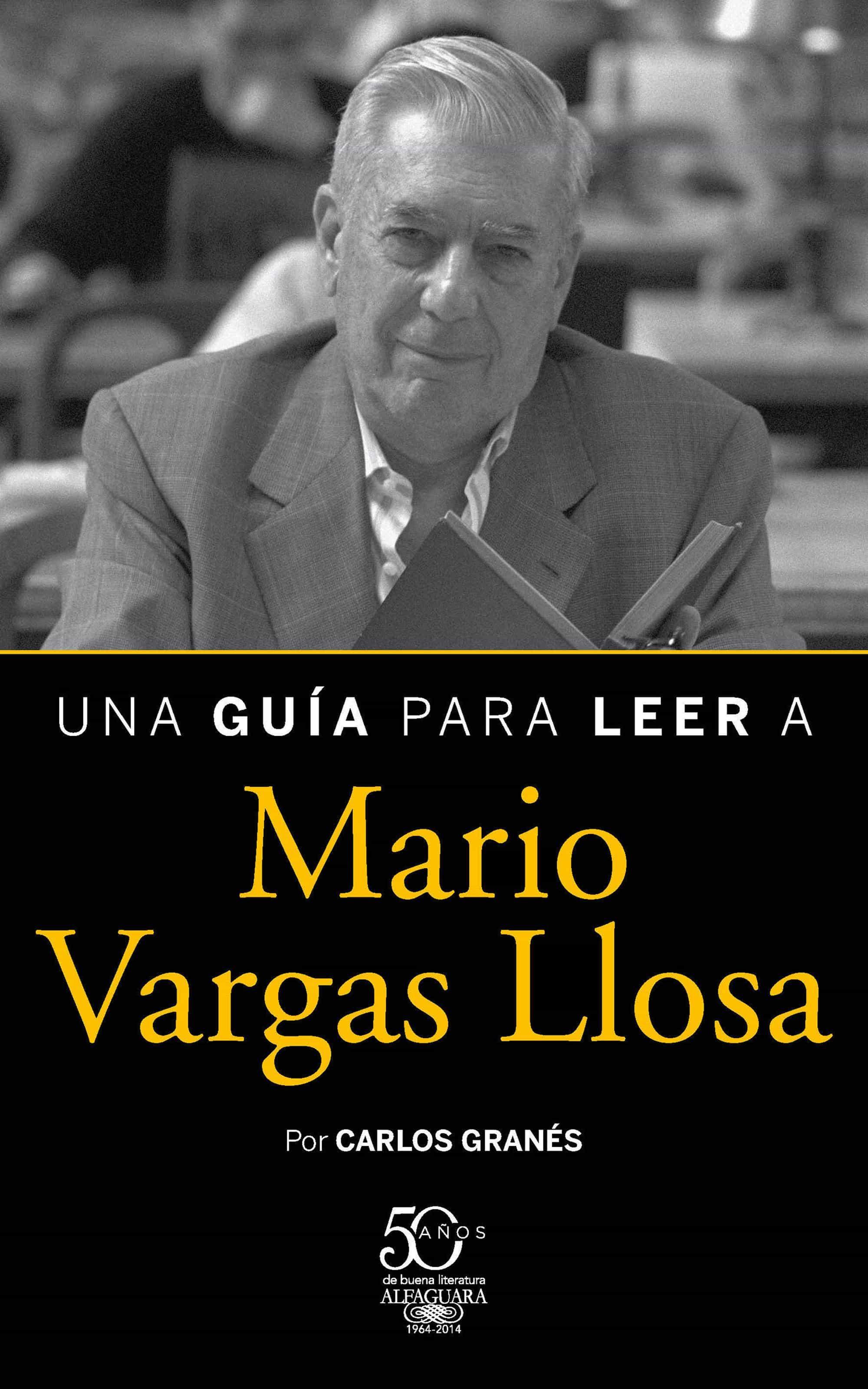Una Gu�a Para Leer A Mario Vargas Llosa (ebook)9788420418100