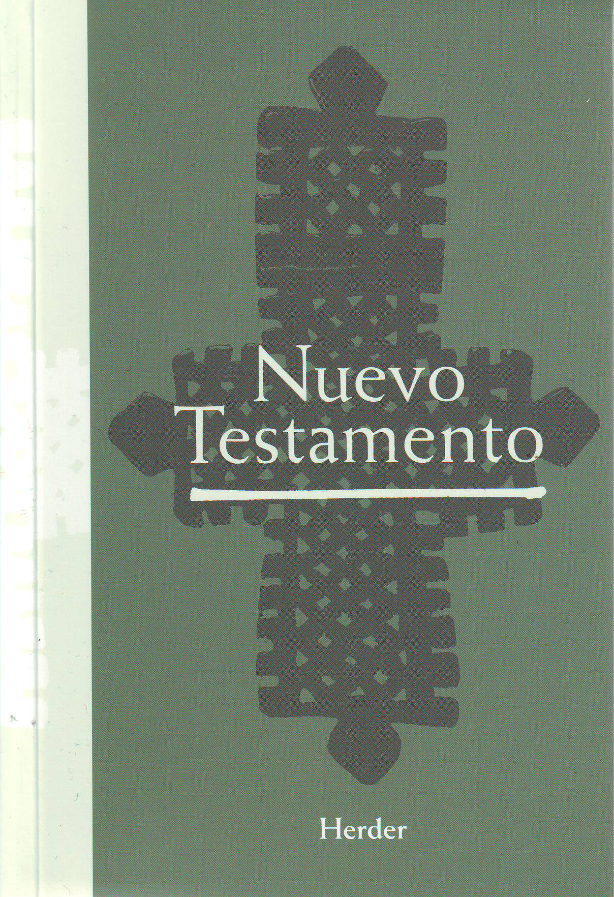 Nuevo Testamento por Vv.aa. epub
