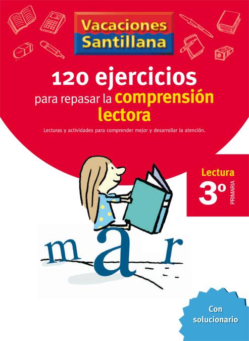 3 Vacaciones Comprension Lectora (educacion Primaria) por Vv.aa.