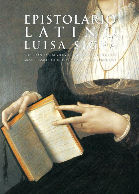 Epistolario Latino por Luisa Sigea epub