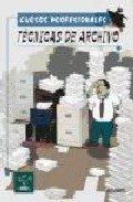 Tecnicos De Archivo por Vv.aa. epub