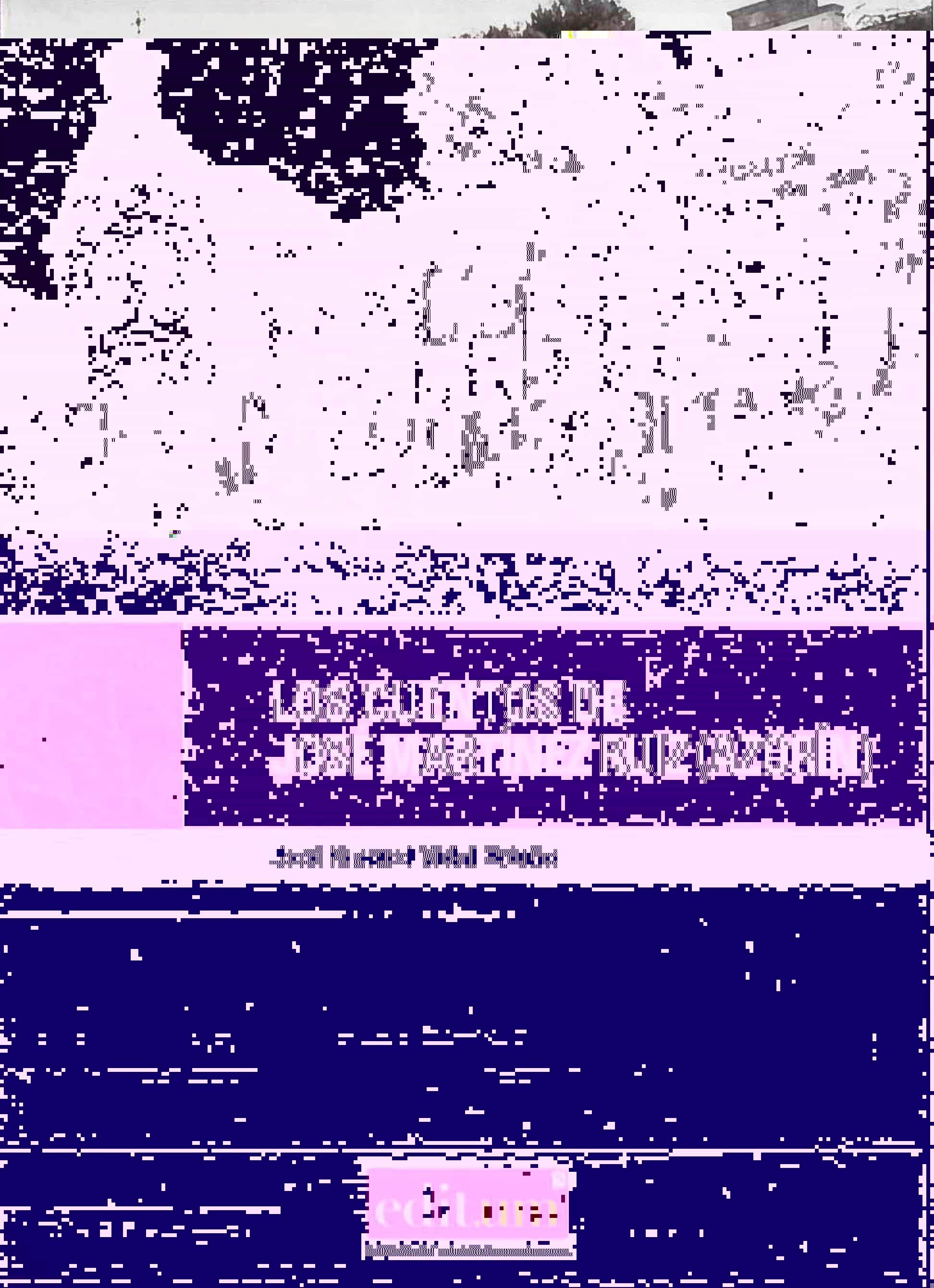 Los Cuentos De Jose Martinez Ruiz (azorin) por Jose Manuel Vidal Ortuño