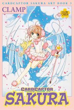 Cardcaptor Sakira Art Book Nº3 por Clamp