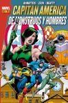 Marvel Gold: Capitan America De Monstruos Y Hombres epub