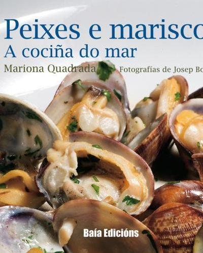Peixes E Mariscos. A Cociña Do Mar por Mariona Quadrada