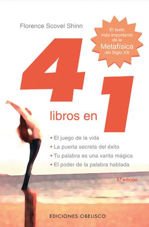 4 libros en 1-florence scovel shinn-9788497774000