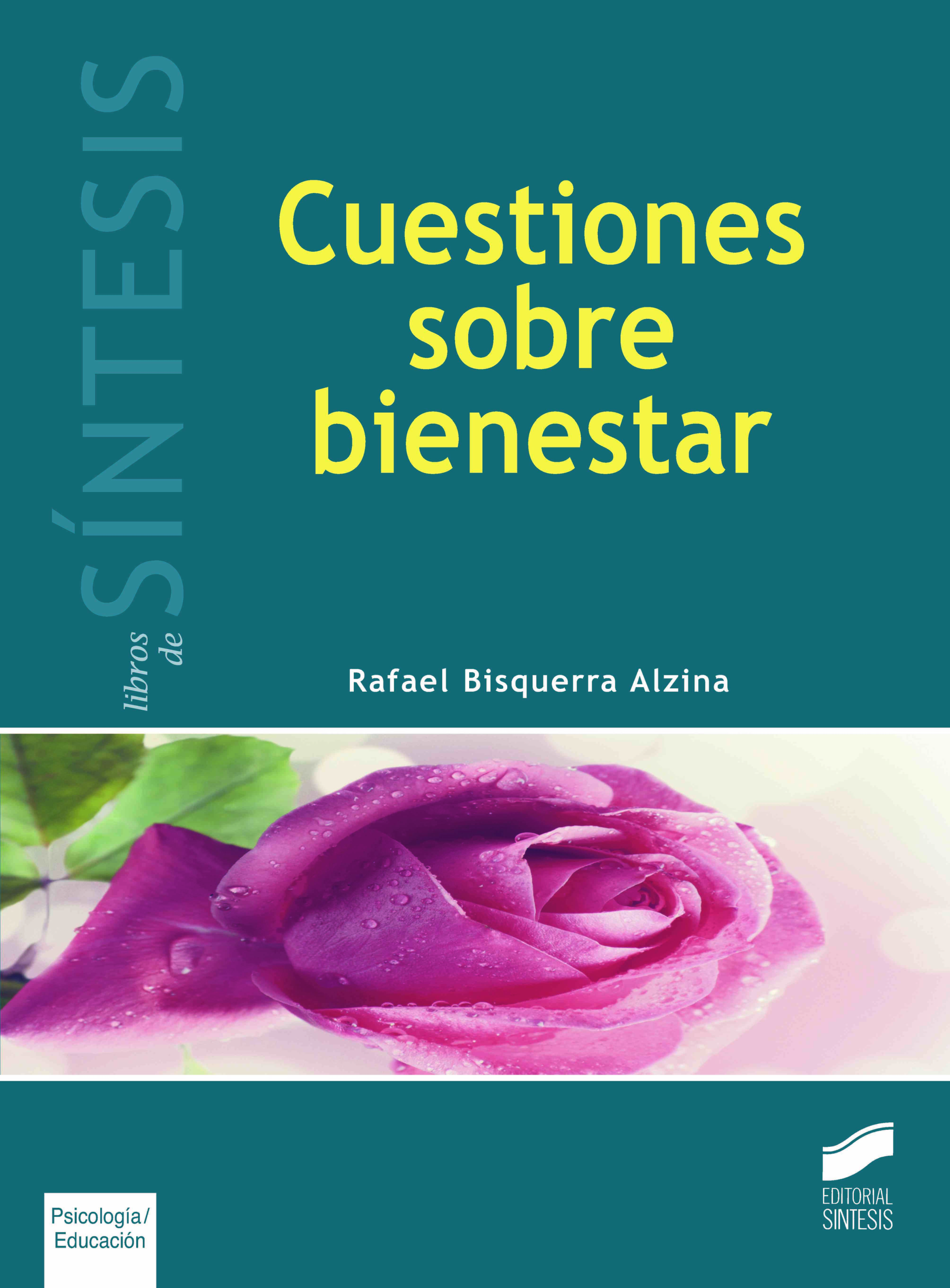 Cuestiones Sobre Bienestar por Rafael Bisquerra