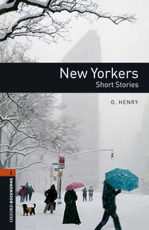 oxford bookworms library 2. new yorkers - short stories (+ mp3)-9780194620710