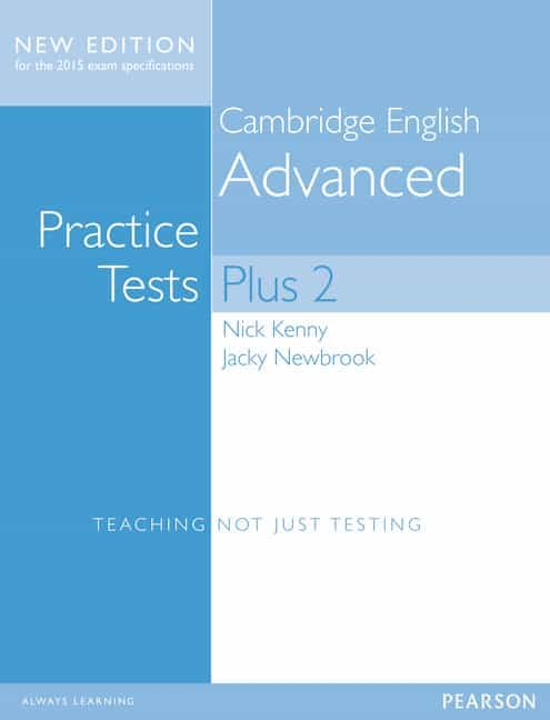 Cambridge Advanced Ptp Ne Students  Book Without Key (examenes) por Vv.aa.