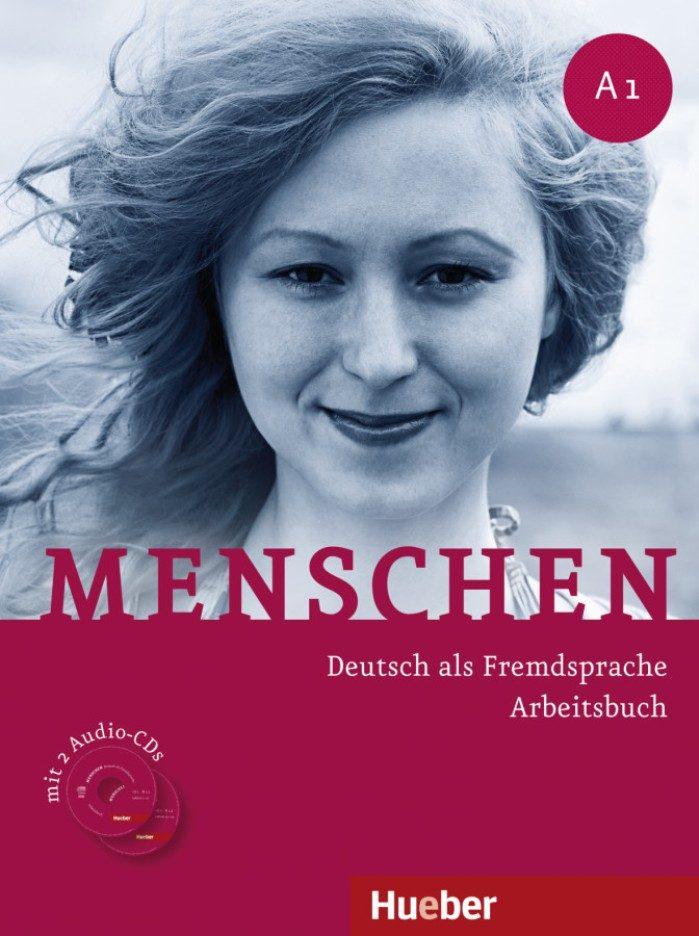 menschen: arbeitsbuch a1 mit audio-cds (2)-sabine glas-peters-angela pude-monika reimann-9783191119010