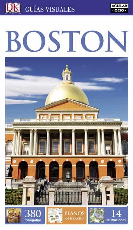 boston 2016 (guias visuales)-9788403511910