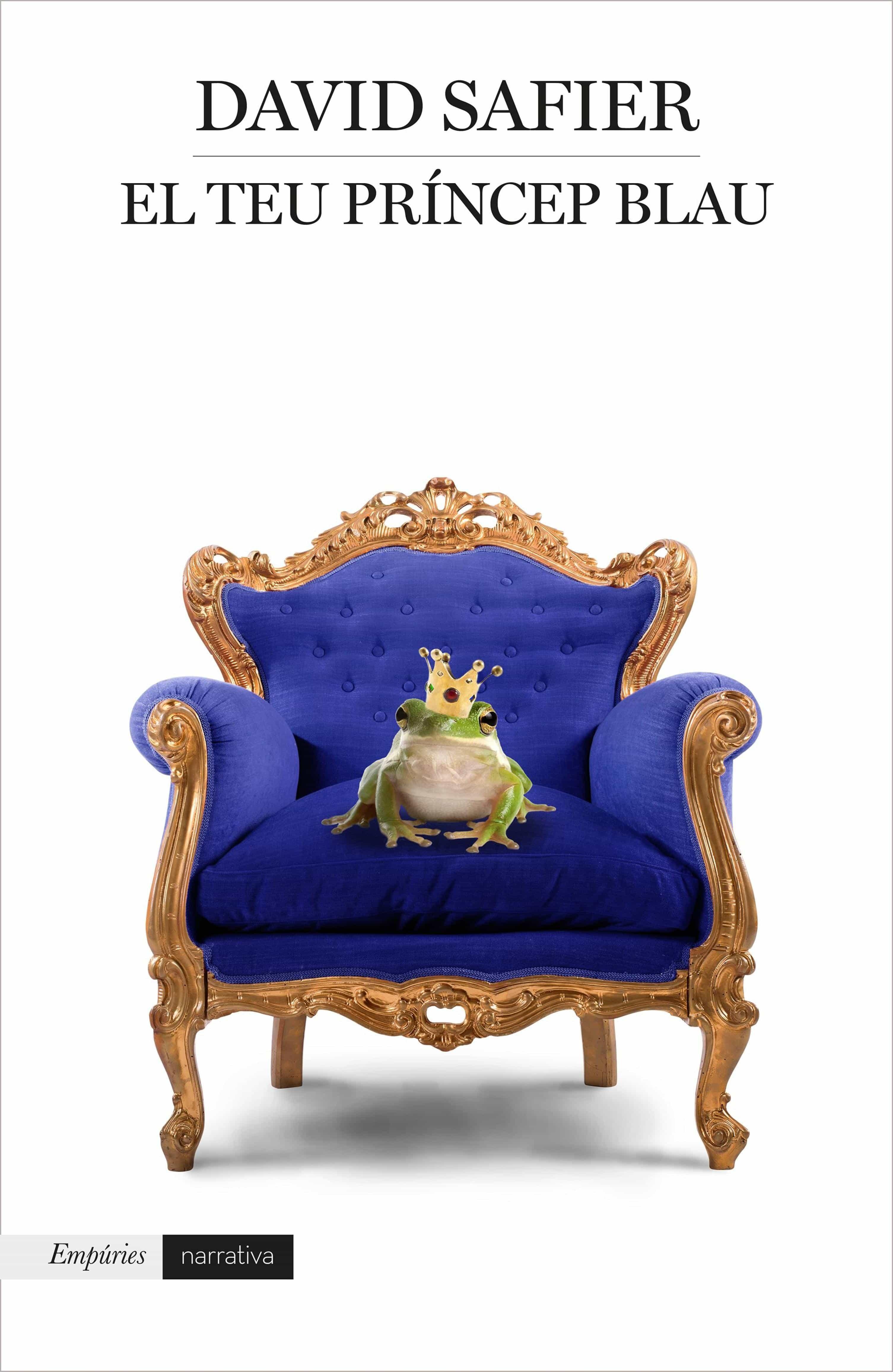 el teu príncep blau (ebook)-david safier-9788417016210