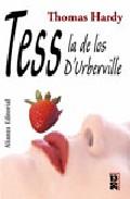 Tess, La De Los D Uberville por Thomas Hardy Leahey epub