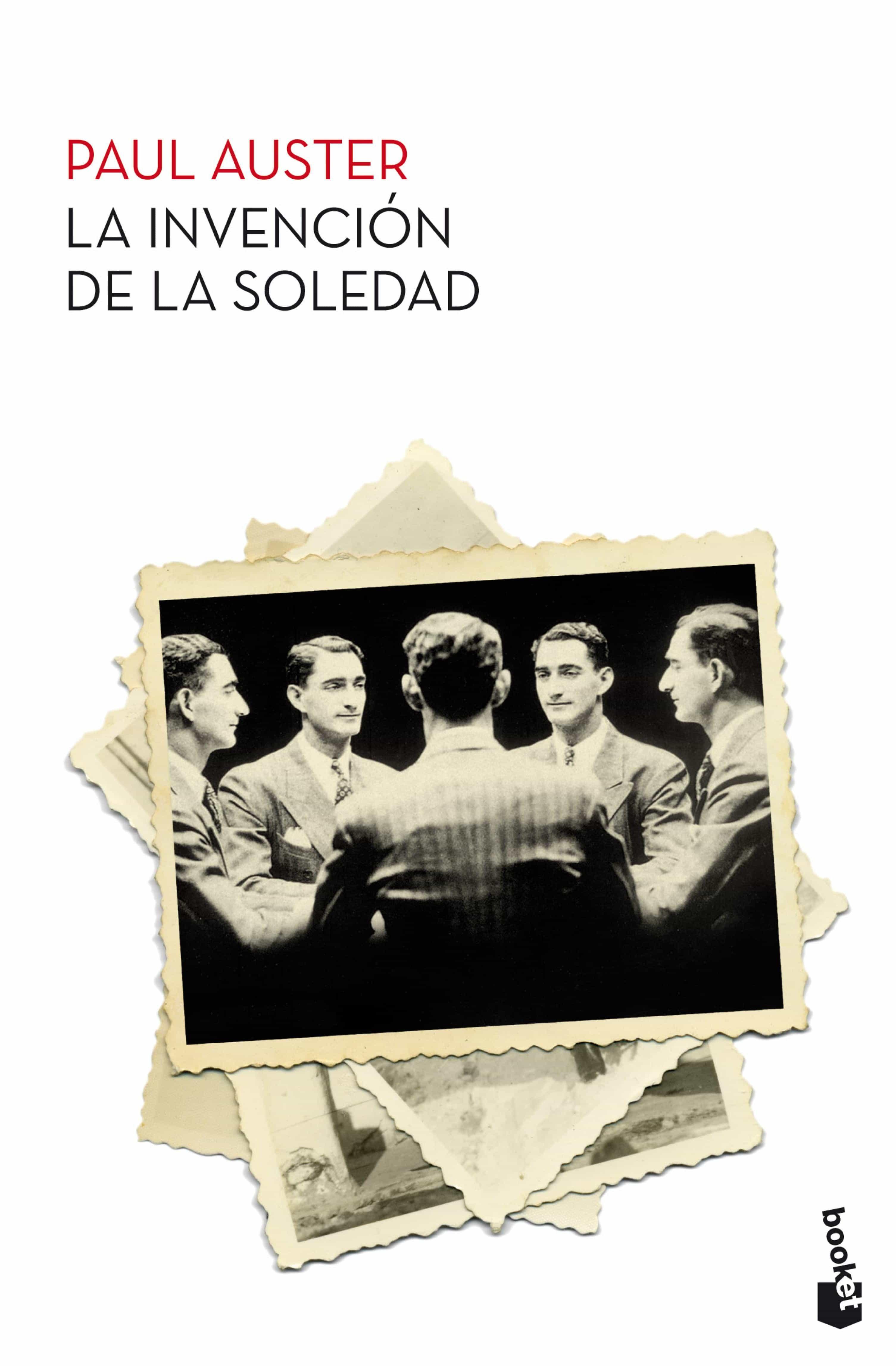 La Invención De La Soledad   por Paul Auster
