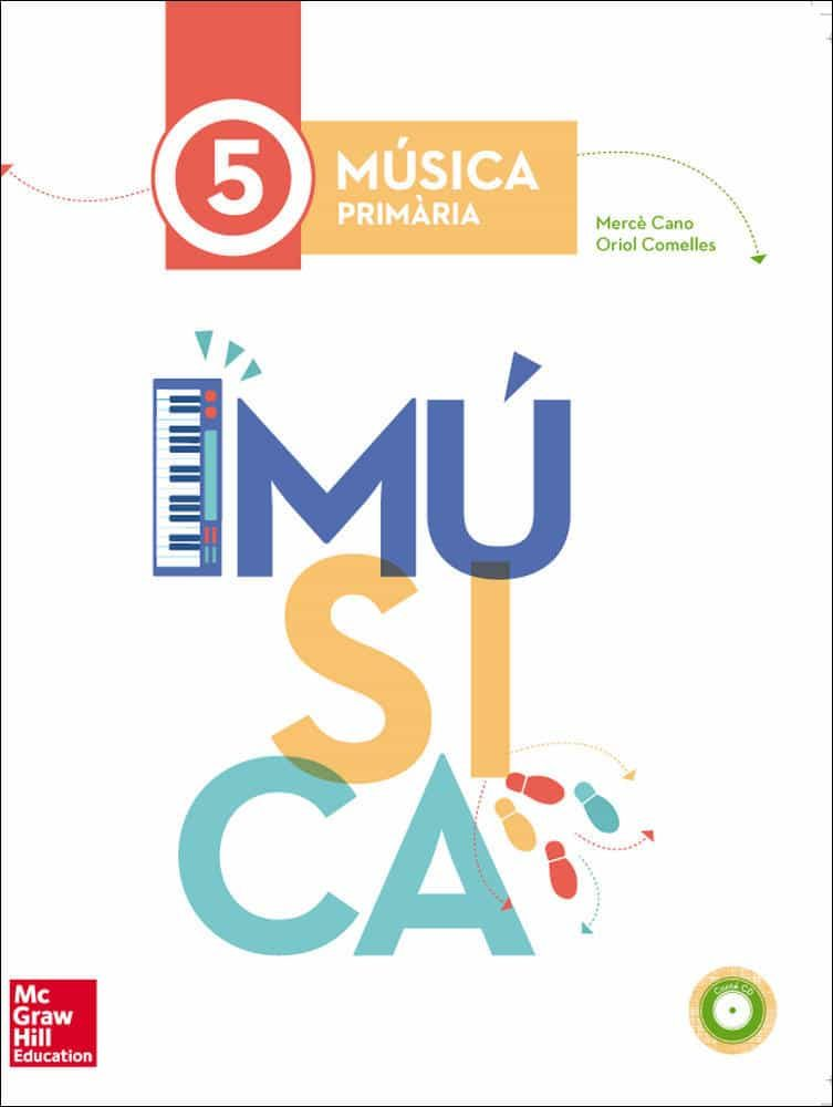 música 5º educacion secundaria inclou cd audicions-9788448192310