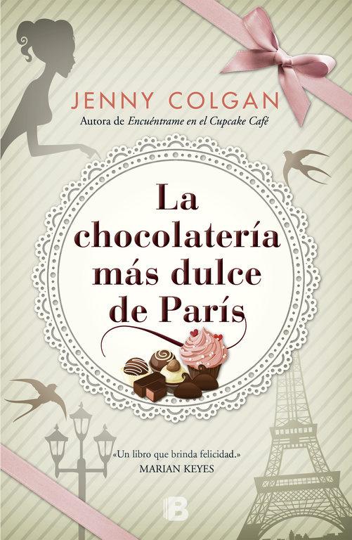 la chocolatería más dulce de parís-jenny colgan-9788466658010