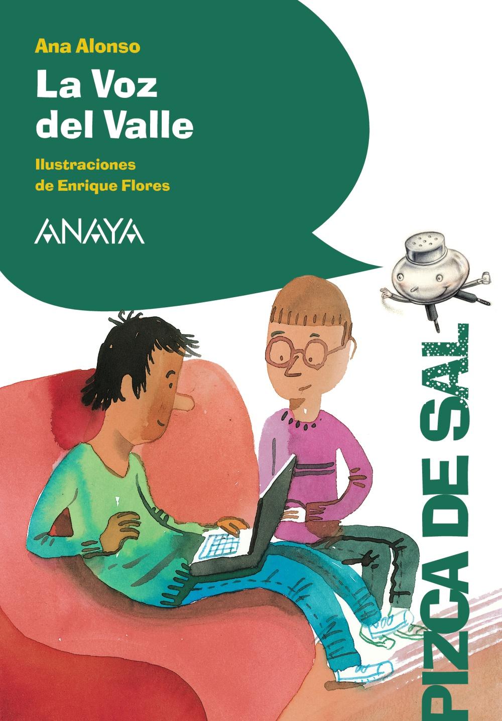 La Voz Del Valle por Ana Alonso