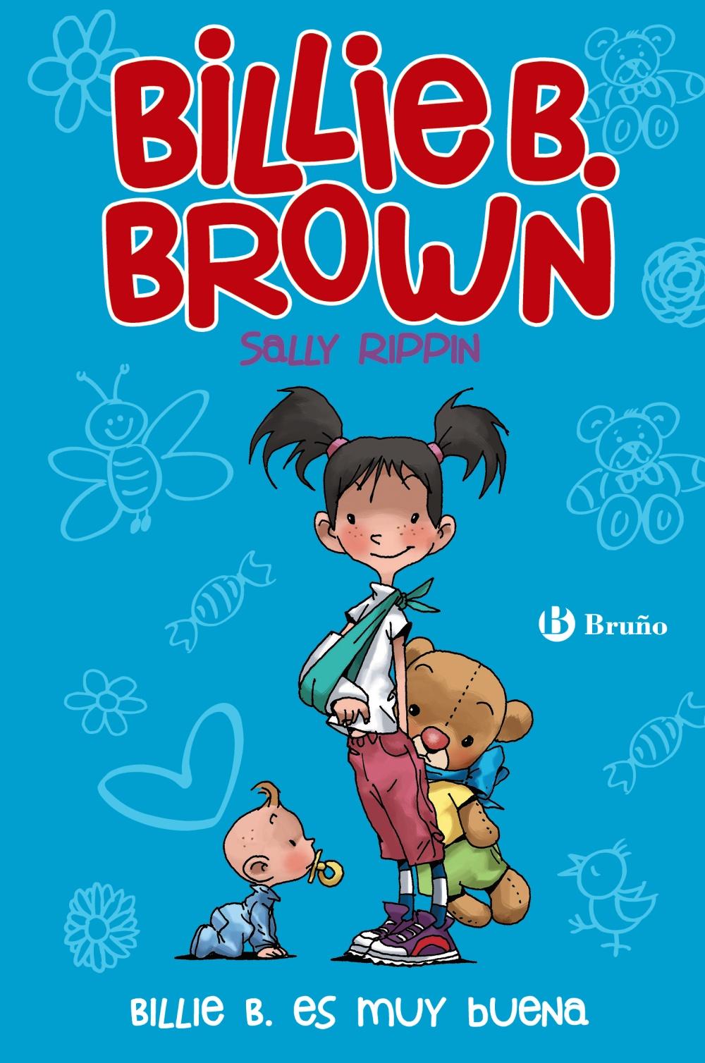 Billie B. Brown, 5. Billie B. Es Muy Buena por Sally Rippin