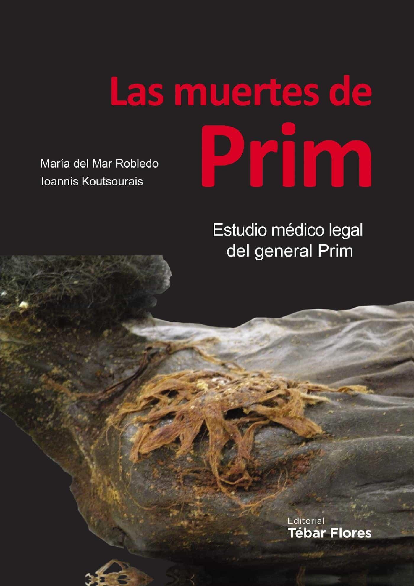 Las Muertes De Prim   por Maria Del Mar Robledo