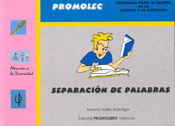 Separacion De Palabras (2ª Ed) por Antonio Valles Arandiga