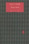 nosotros-evguenii ivanovich zamiatin-9788495116710
