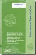 Efectos Garantias Reguladas Por Ley De Ventas Y Plazos De Bienes Muebles por Susana Quicios Molina Gratis