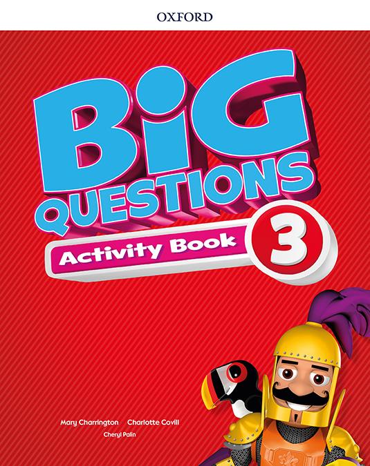 Big Questions 3 Activity Book por Vv.aa. epub