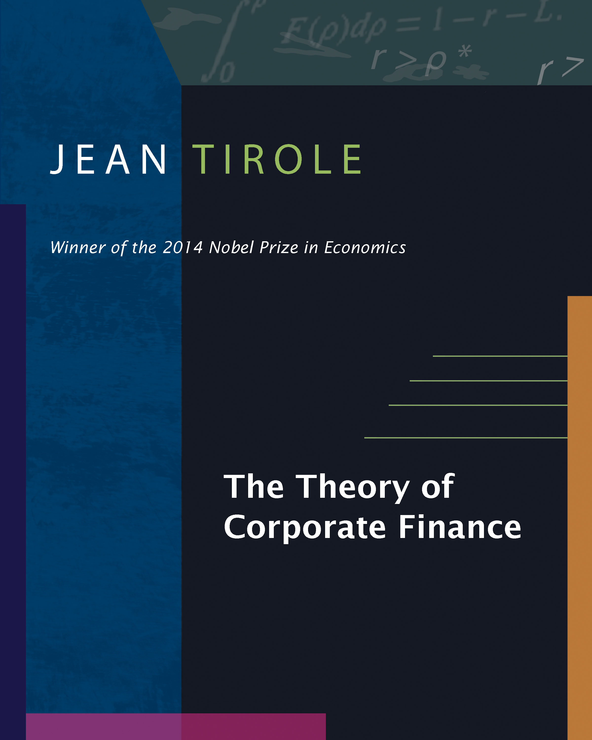 The Theory Of Corporate Finance Pdf