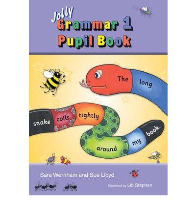 grammar 1 pupil book-9781844142620
