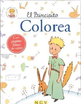 descargar EL PRINCIPITO (COLOREA) pdf, ebook