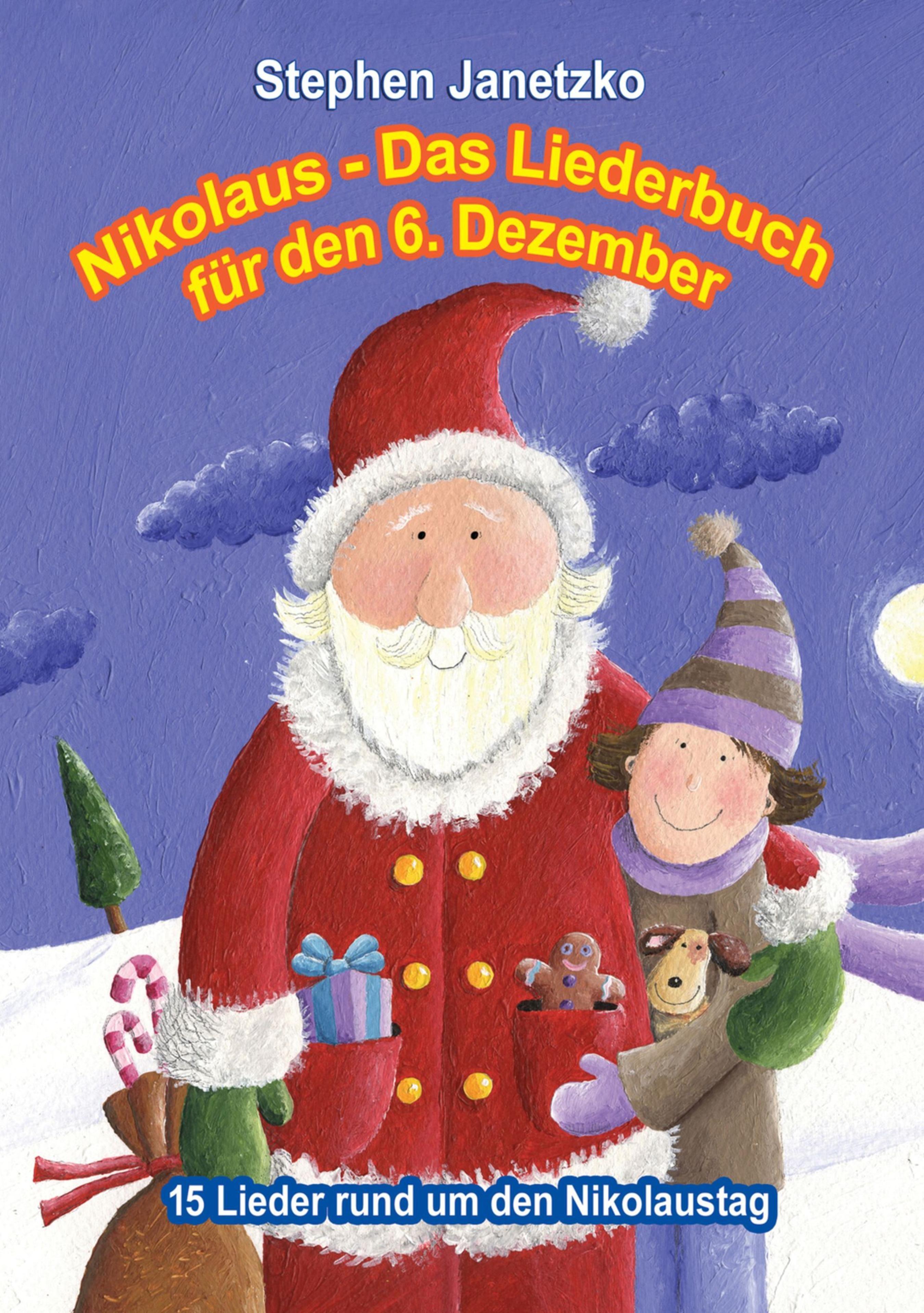NIKOLAUS - DAS LIEDERBUCH FÜR DEN 6. DEZEMBER EBOOK   STEPHEN ...