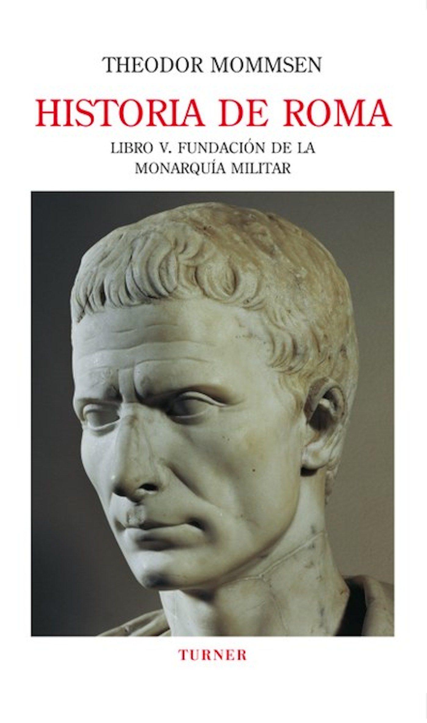 Historia De Roma. Libro V   por Theodor Mommsen epub
