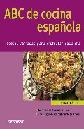 Abc De Cocina Española: Recetas Variadas Para Disfrutar Cada Dia por Vv.aa. epub
