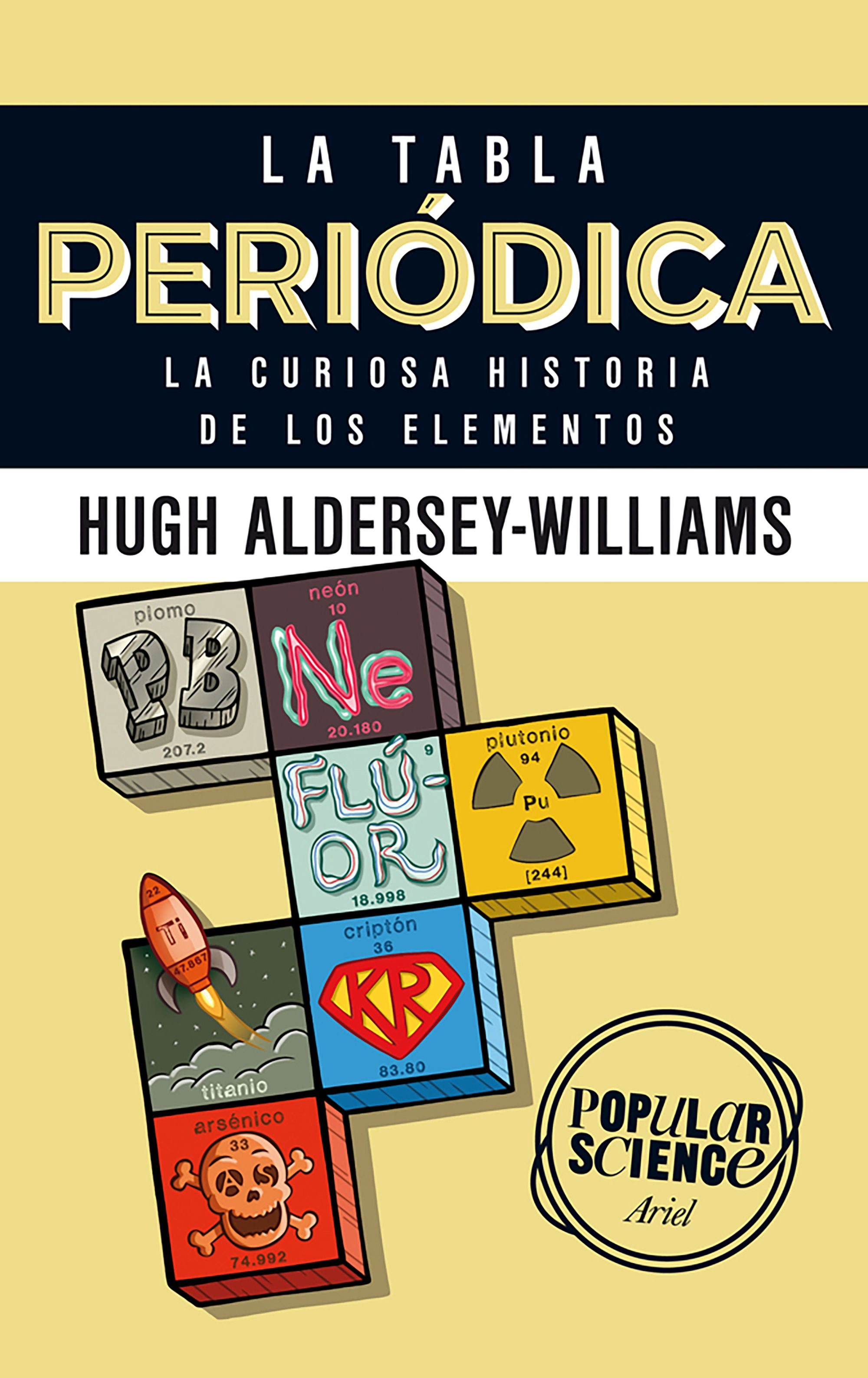 La tabla periodica hugh aldersey williams comprar libro la tabla periodica hugh aldersey williams 9788434422520 urtaz Gallery