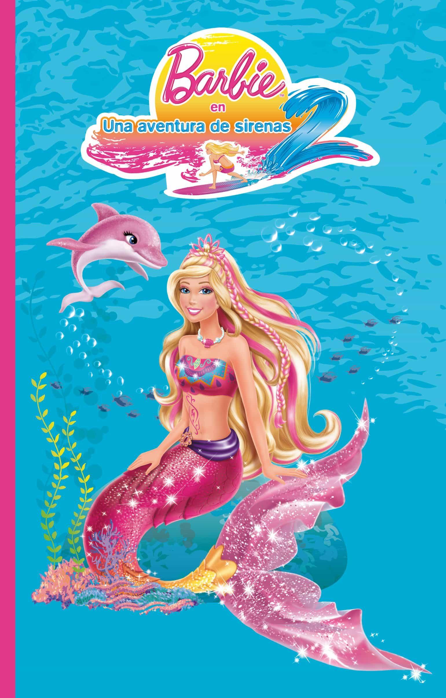 Una Aventura De Sirenas 2 Barbie Primeras Lecturas Ebook Mattel