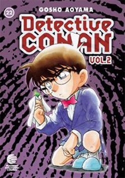 detective conan ii nº 22-gosho aoyama-9788468471020