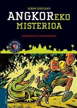 Angkoreko Misterioa por Bjorn Sortland