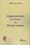 descargar REGIMEN JURIDICO DEL TESORO EN DERECHO ROMANO pdf, ebook
