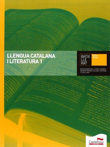 llengua catalana i literatura 1 (ll)-9788498049220