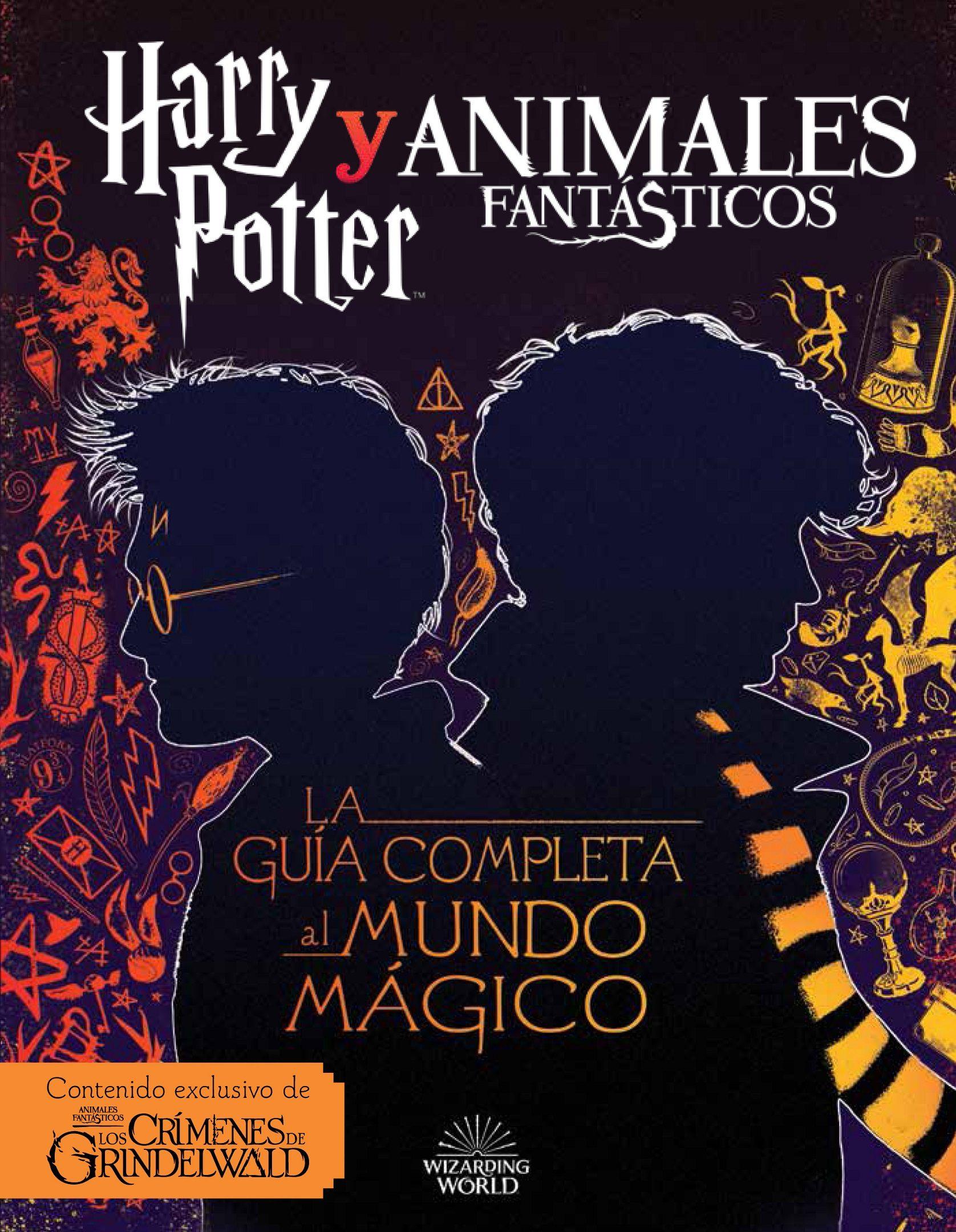 harry potter y animales fantasticos. la guia al mundo magico-harry potter-9788893675420