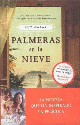pack palmeras en la nieve (libro + block de notas)-luz gabas-8432715078630